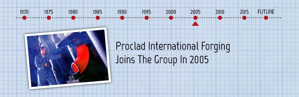 Proclad International Forging - 2005