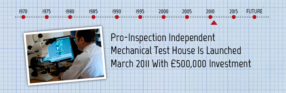 Pro-inspection Independent Mechanical Test House March 2011