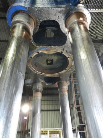 1000 tonne press